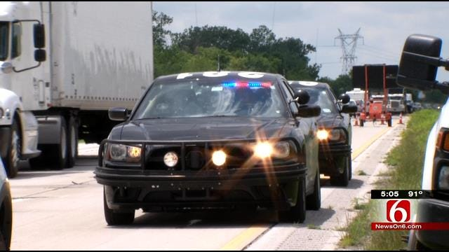 OHP: Two Injured When Car Makes U-Turn On Highway 412 Near Catoosa