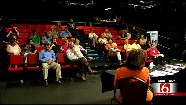 Tulsa Theater Supporters Hope To Save Henthorne Performing Arts Center