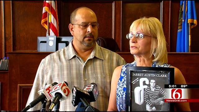 Deputies Arrest Third Person In Broken Arrow Teen's 2006 Death