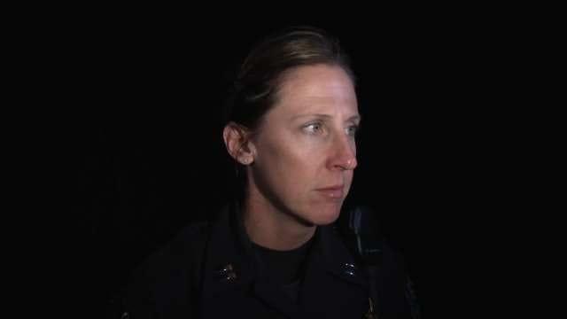 WEB EXTRA: Tulsa Police Captain Laurel Ledbetter Talks About Shooting