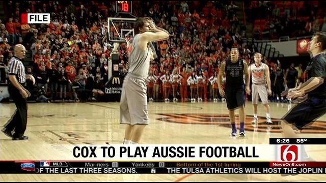 Former Cowboy Mason Cox Makes Australian Football Team