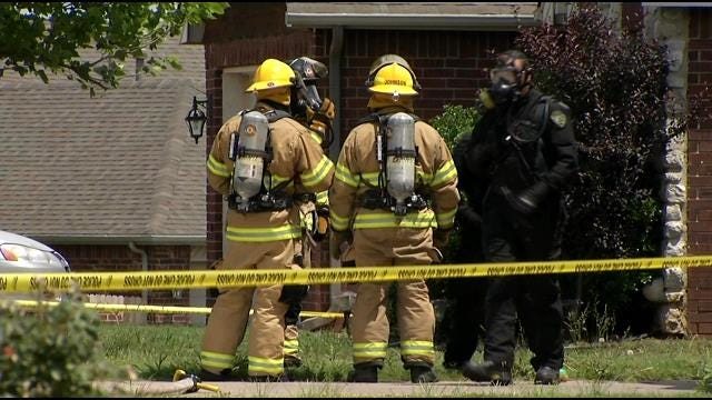 Investigation Continues Into Owasso Explosion That Injured Two
