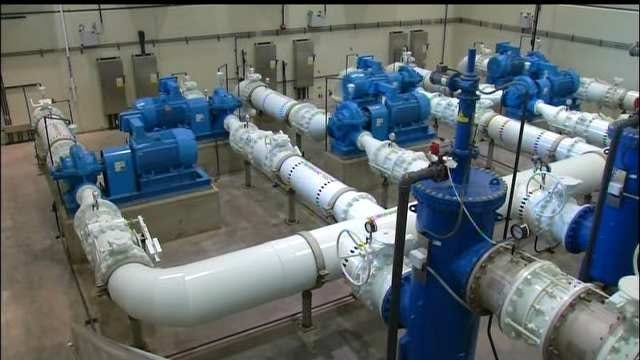 WEB EXTRA: Video From Broken Arrow's New Water Treatment Plant