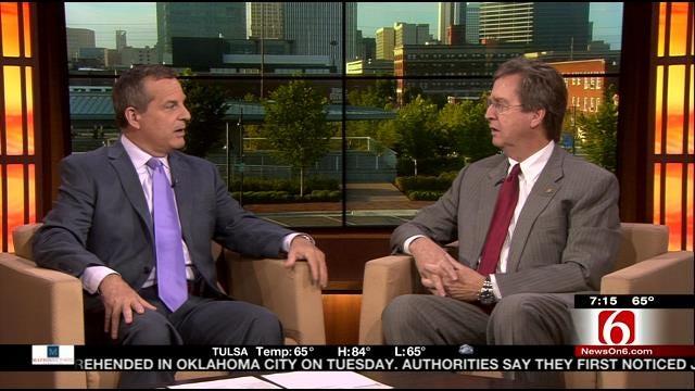 Tulsa Mayor Dewey Bartlett Talks City Budget On 6 In The Morning