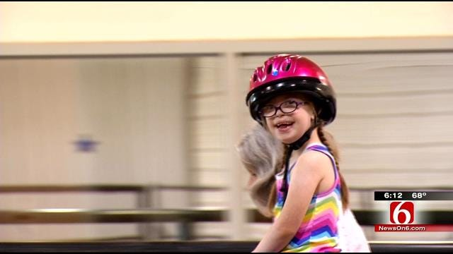 Oologah Therapeutic Riding Program Helps Many Improve Bit By Bit
