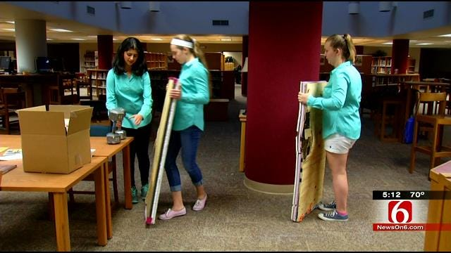 Jenks Students' DIY Tornado Protection Plan Gets National Attention