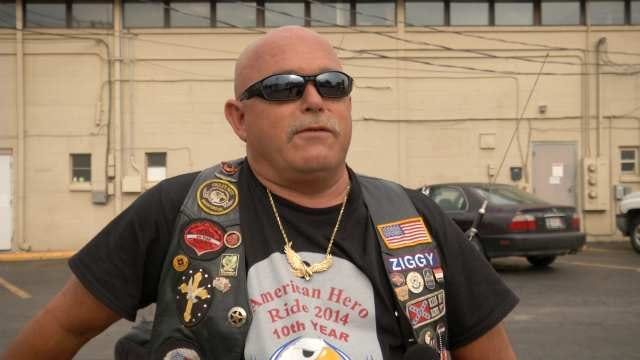WEB EXTRA: IMB President Rick Zickefoose Talks About American Hero Ride