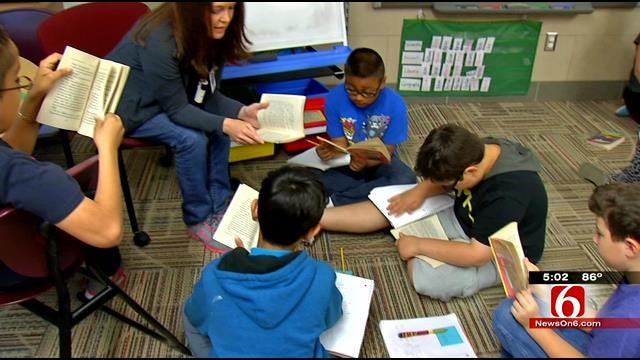 Tulsa Teacher Fears Promoting 'Low Readers' Sets Kids Up To Fail