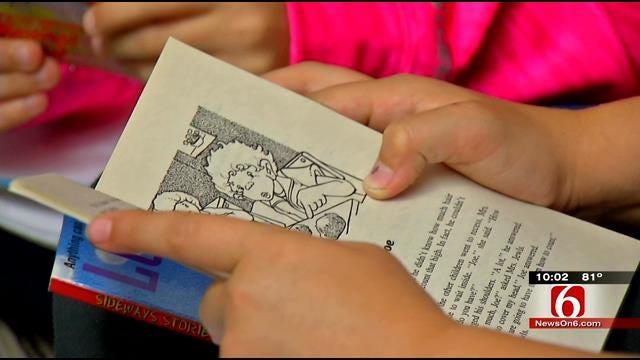 Tulsa Educators React To Fallin's Reading Veto
