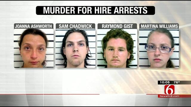 Drug Task Force Uncovers Murder-For-Hire Plot Against Tahlequah Judge