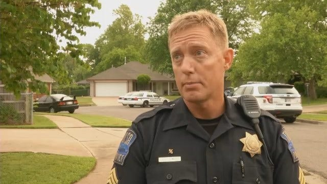 WEB EXTRA: Tulsa 5-Year-Old Sexually Assaulted