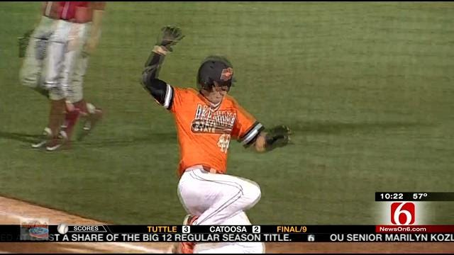 Cowboys Clinch Big 12 Title With Bedlam Win
