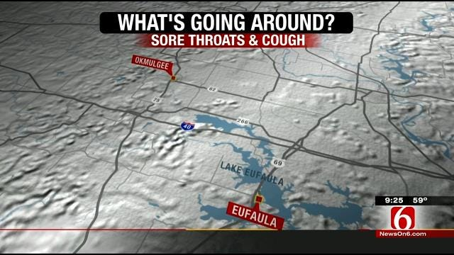 What's Going Around: Colds, Allergies, Sore Throats And Sinus Infections