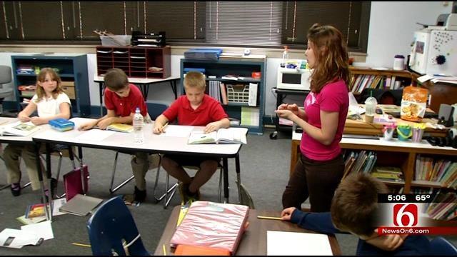 Tulsa School Credits Hard Work For Perfect Test Scores