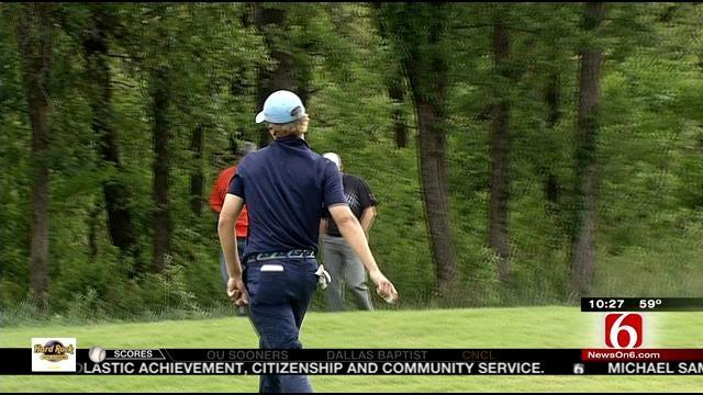 Edmond North Wins 10th-Straight 6A Golf Tournament