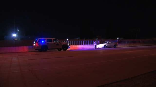 WEB EXTRA: Video From Scene Of Traffic Stop On I-44