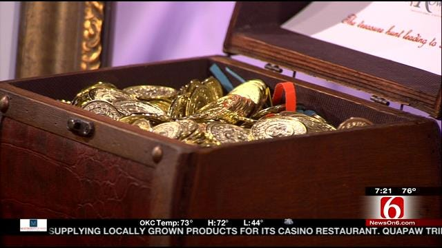Tulsa MayQuest Treasure Hunt Begins