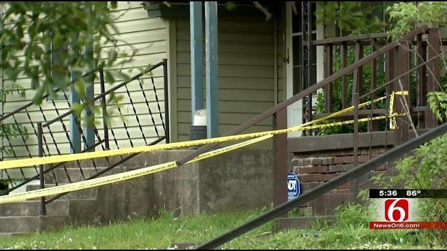 Police: Man Survives Saturday Night Shootout In North Tulsa