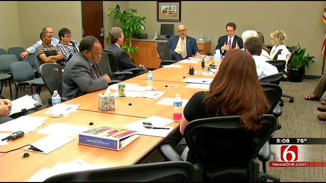 City Council Reviews Tulsa Budget, Public Safety, Arts Discussed