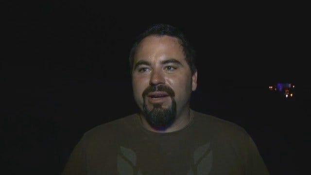 WEB EXTRA: Parent Jason Vanhoozer Talks About The Bus Fire