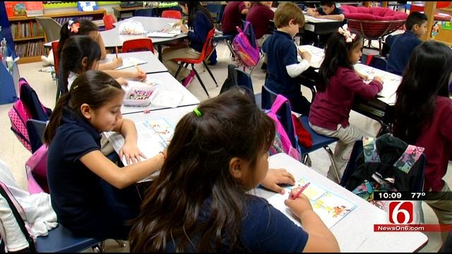 Oklahoma School Districts Prepare For State Test Results