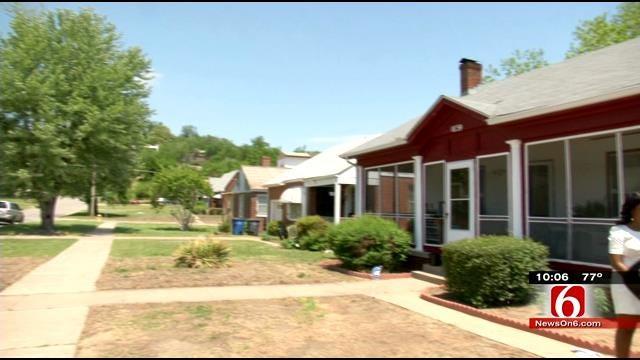 Tulsa Neighbors Work Together To Report Accused Animal Abuser