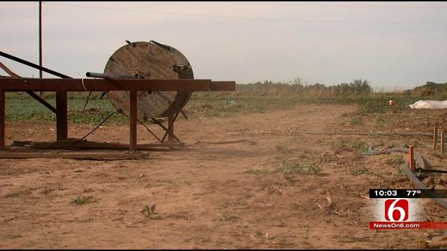 Three-Year Drought Taking Toll On Oklahoma Farmers