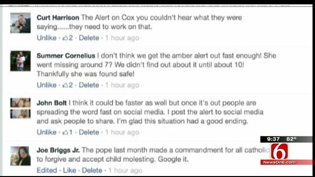 OK Talk: Do You Think The Amber Alert System Works?