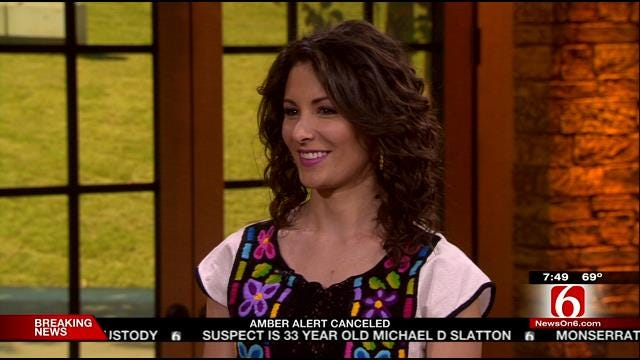 Miss Oklahoma Latina Katia Anaya Talks With About Cinco De Mayo