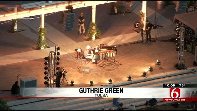 Folk Singer John Fullbright Celebrates Woody Guthrie Center Anniversary
