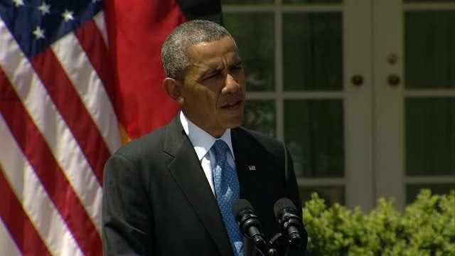 WEB EXTRA: President Barack Obama Talking About Oklahoma Execution