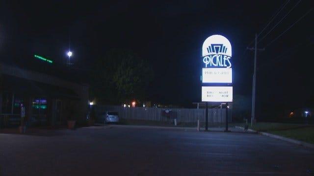 WEB EXTRA: Video From Scene Of Tulsa Vehicle Burglaries