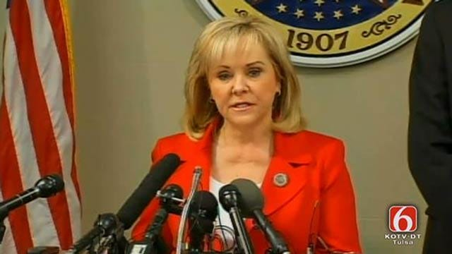 WEB EXTRA: Governor Calls For Independent Oklahoma Execution Review