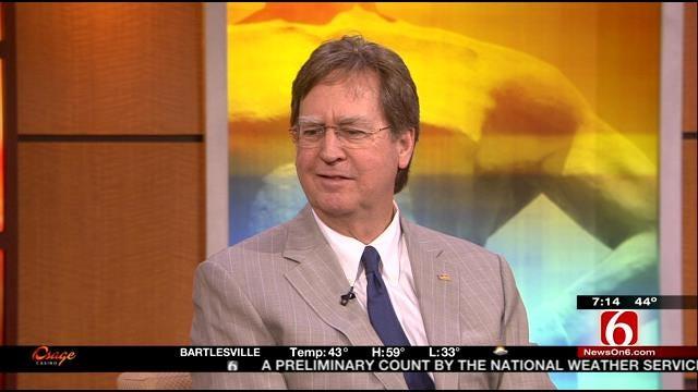 Tulsa Mayor Dewey Bartlett Talks City Budget And Costco Announcement On 6 In The Morning