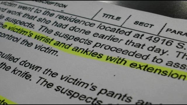 Victim Tells Of Midtown Tulsa Kidnapping, Sexual Assault