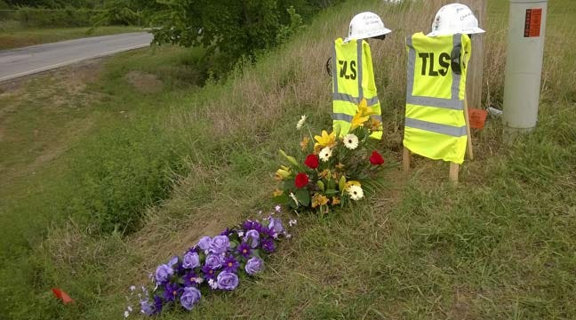 Co-Workers Remember Contractors Killed At Tulsa Intersection