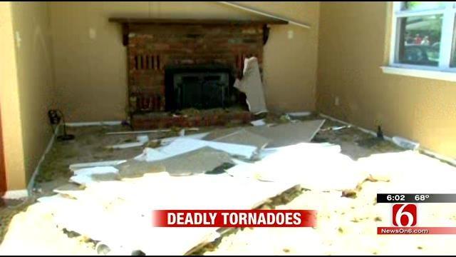 Quapaw Tornado Victims Thankful To Survive