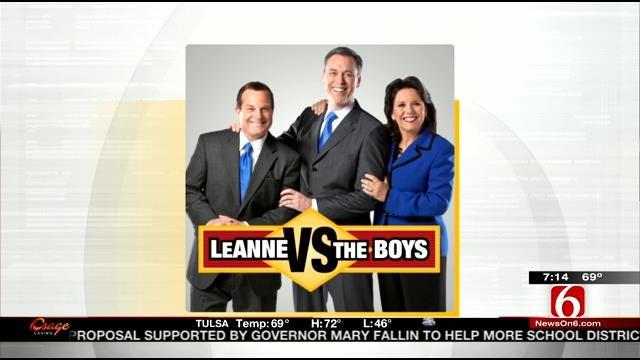 LeAnne Vs. The Boys: Salon Challenge Winner