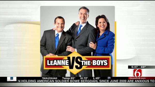 LeAnne Vs. The Boys: Salon Challenge