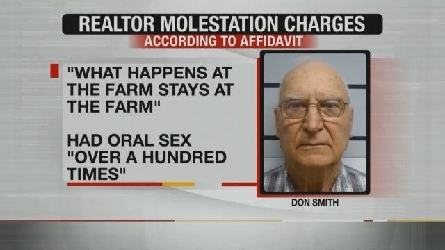Grove Realtor Charged With Child Molestation