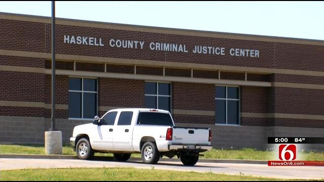 Mother Of Escaped Haskell County Inmate Arrested