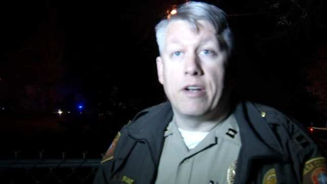 WEB EXTRA: Tulsa County Sheriff's Office Captain John Bryant Talks About Chase