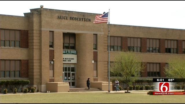 Muskogee Schools: Student In Police Custody For Alleged Threats