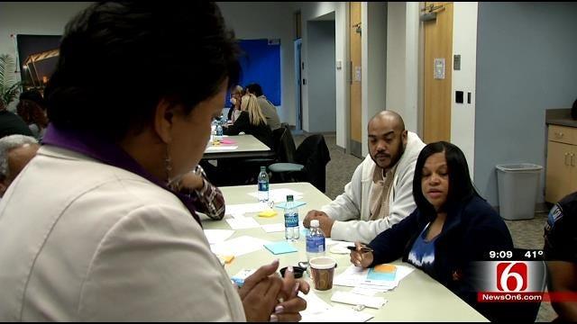 Community Chats Held To Improve Minority Health In Oklahoma