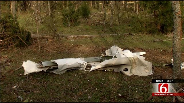 2 Flown To Hospital After Small Plane Crash