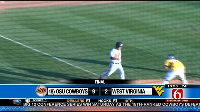 Cowboys Crush West Virginia