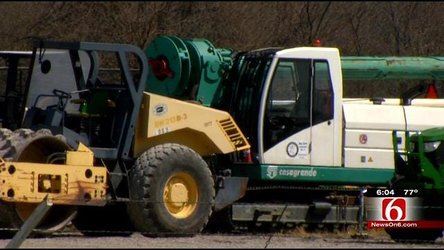 Questions On Drill Rig Spending Raised In Rogers County Audit