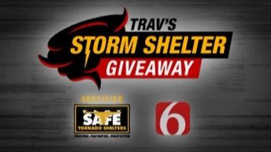 Trav's Storm Shelter Giveaway