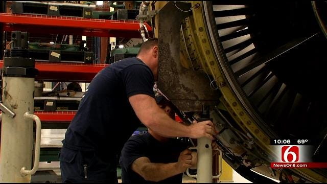 BizJet Moves Engine Disassembly Plant To Tulsa