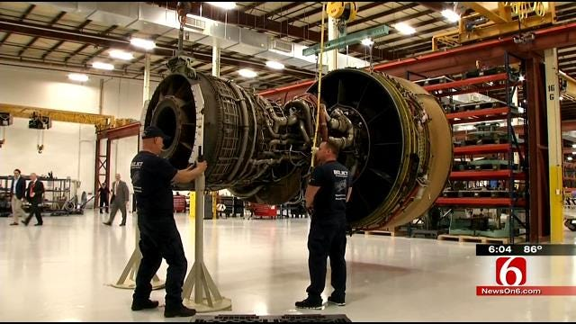 Bizjet Moves Engine Disassembly Plant To Tulsa